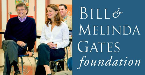 how Bill and Melinda Gates Foundation started