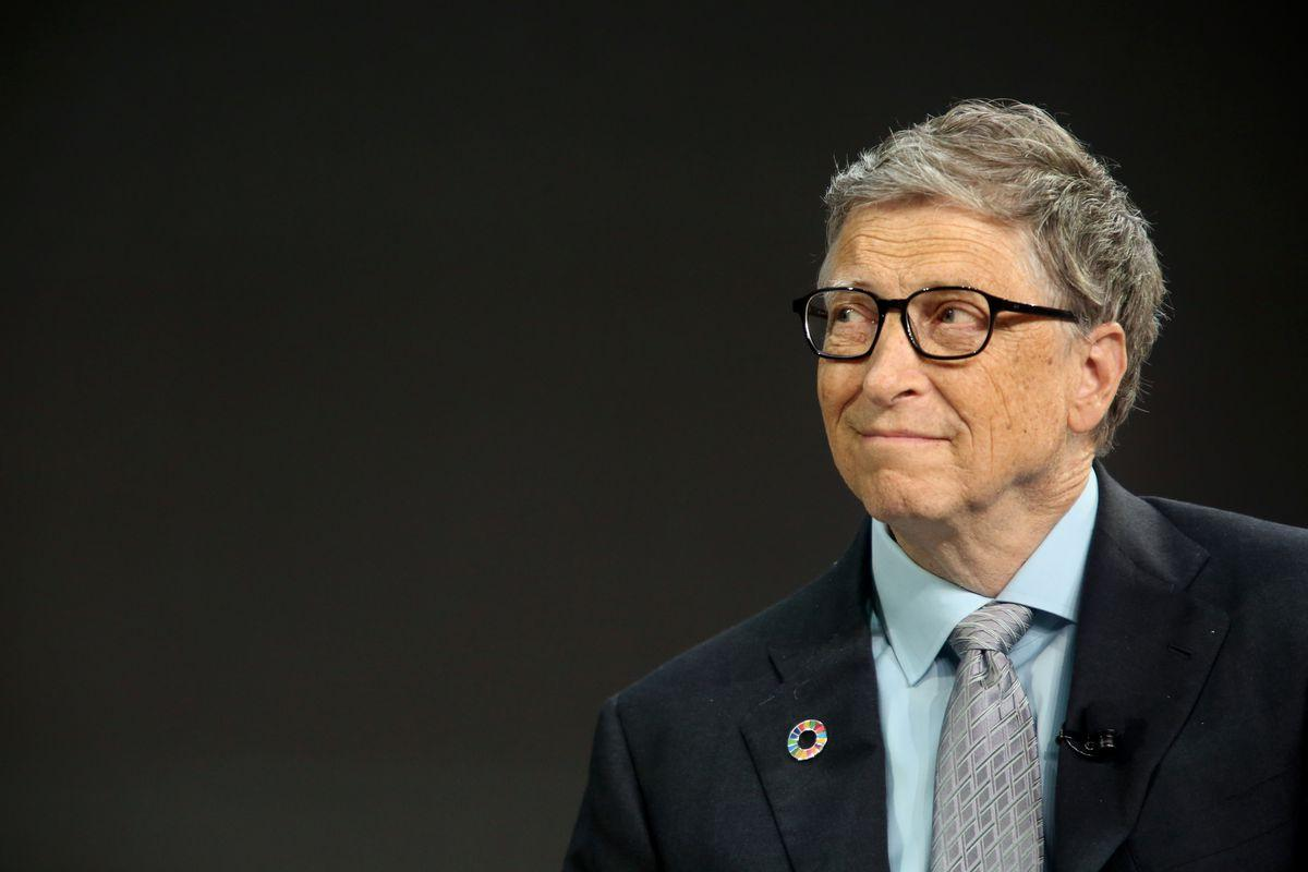 Bill gates most successful entrepreneurs