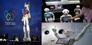 Technology at Olympics 2020 in Tokyo