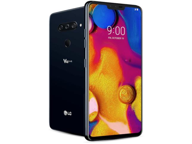 LG V40 ThinQ - At&t mobiles