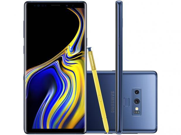 Samsung Note 9 - The planet today