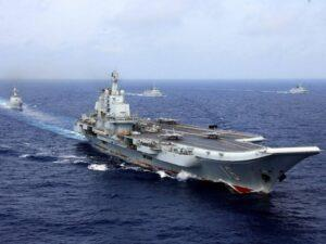 china building huge navy