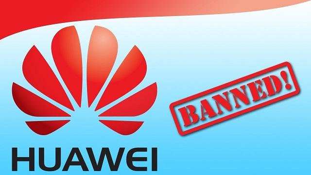 why huawei banned in US