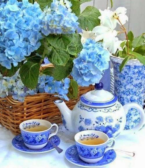 tea from flowers, healthiest tea