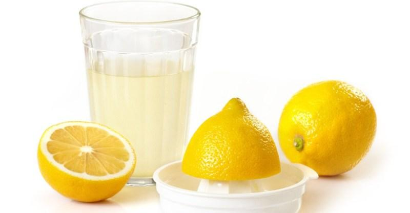 lemon juice and kidneys