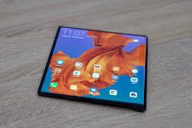 Mate X foldable smartphone