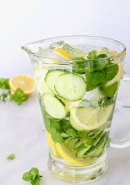 detox water benefits