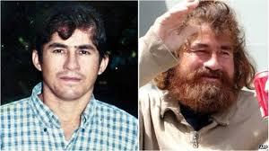 Salvador Alvarenga before and after