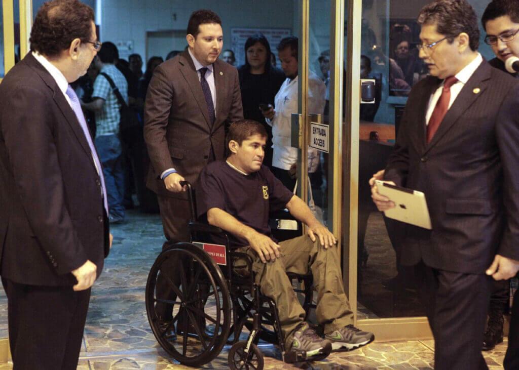 salvador Alvarenga rescued and sent home