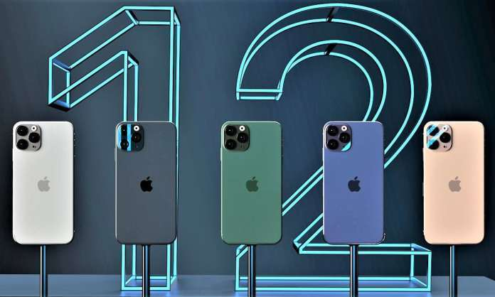 iphone 12 launch date