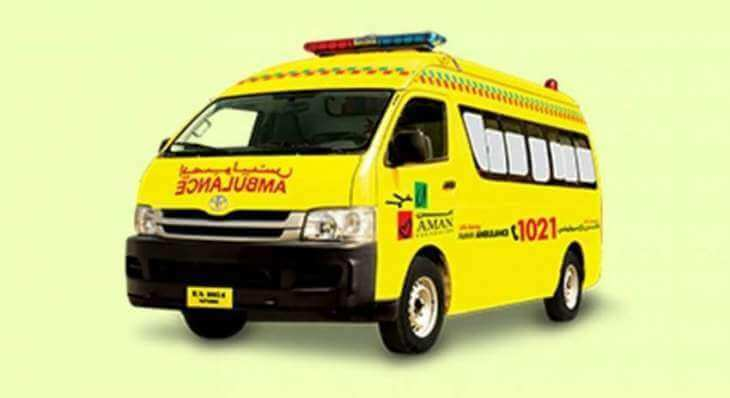 new rescue service in pakistan sindh