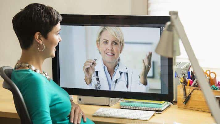 telemedicine technology for health checkups
