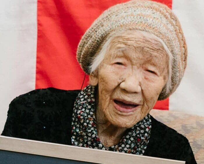 worlds oldest living person