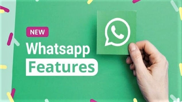 WhatsApp features