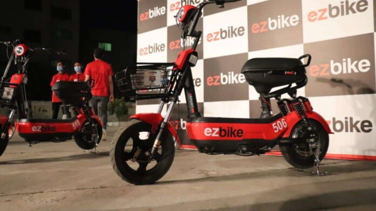 ezBike Service in Pakistan