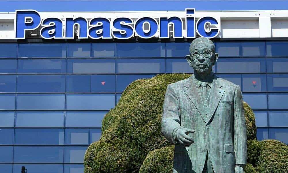 founder of panasonic