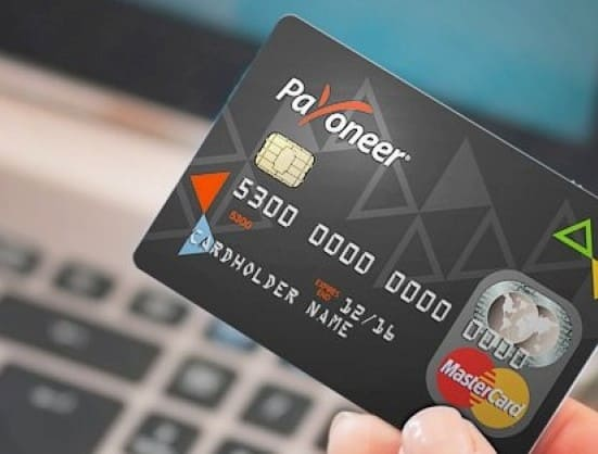 how to use Payoneer in pakistan