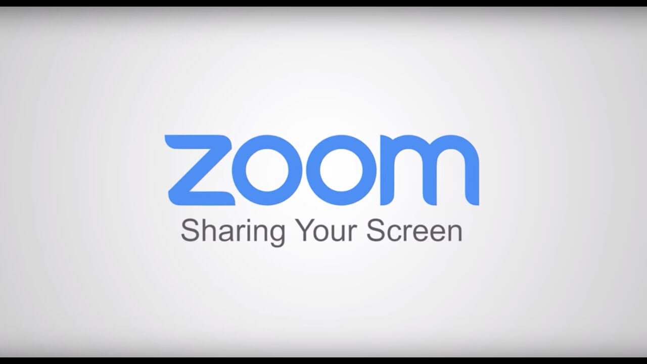 zoom screen share