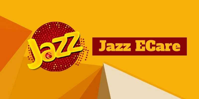 How to Register for Jazz E-Care account