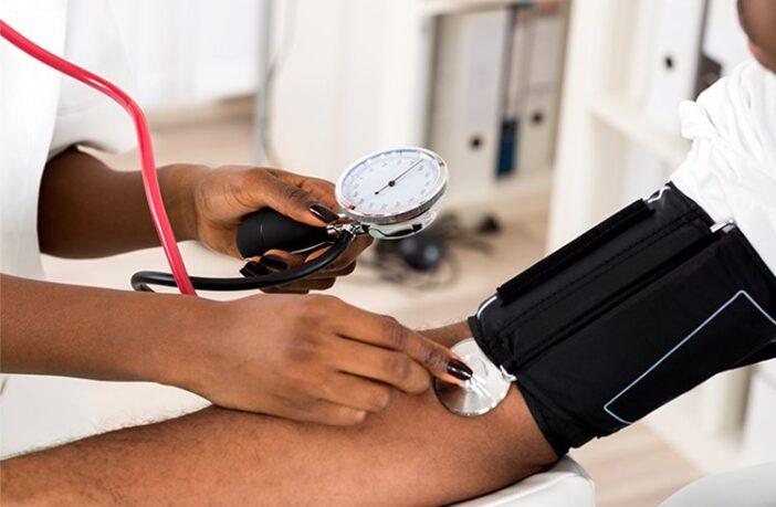 Immediate Treatment of High Blood Pressure at Home