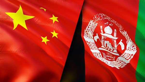 China interested in Afghanistan